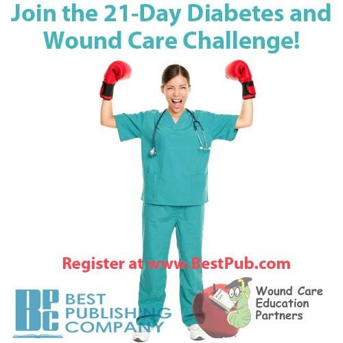 FAQs: Diabetes and Wound Care 21-Day Challenge