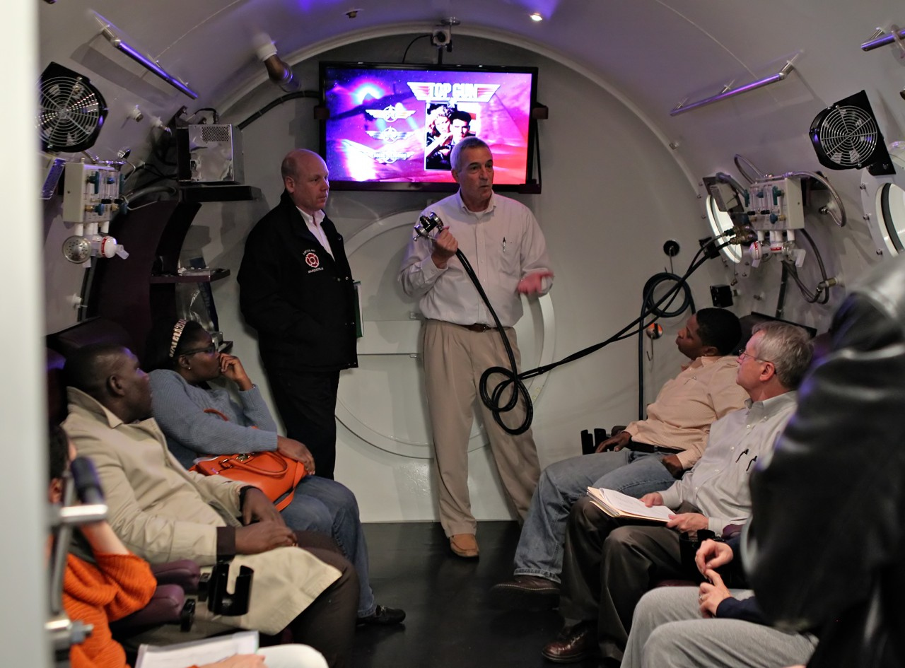 Is the Introductory Course in Hyperbaric Medicine right for me?
