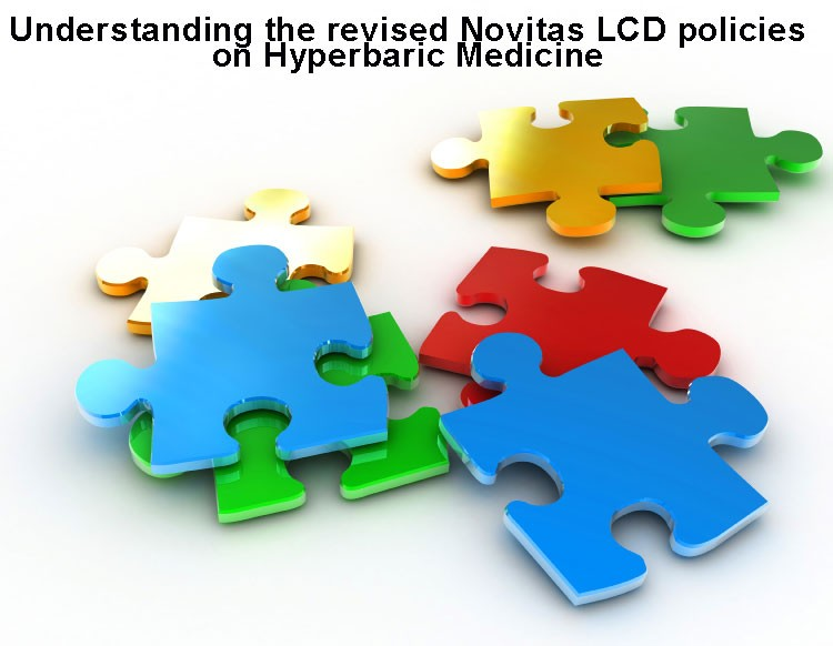 Impact of the revised Novitas LCD Policies for Hyperbaric Medicine